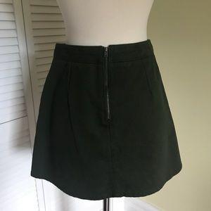 Urban Outfitters Skirts - BDG Khaki green skirt